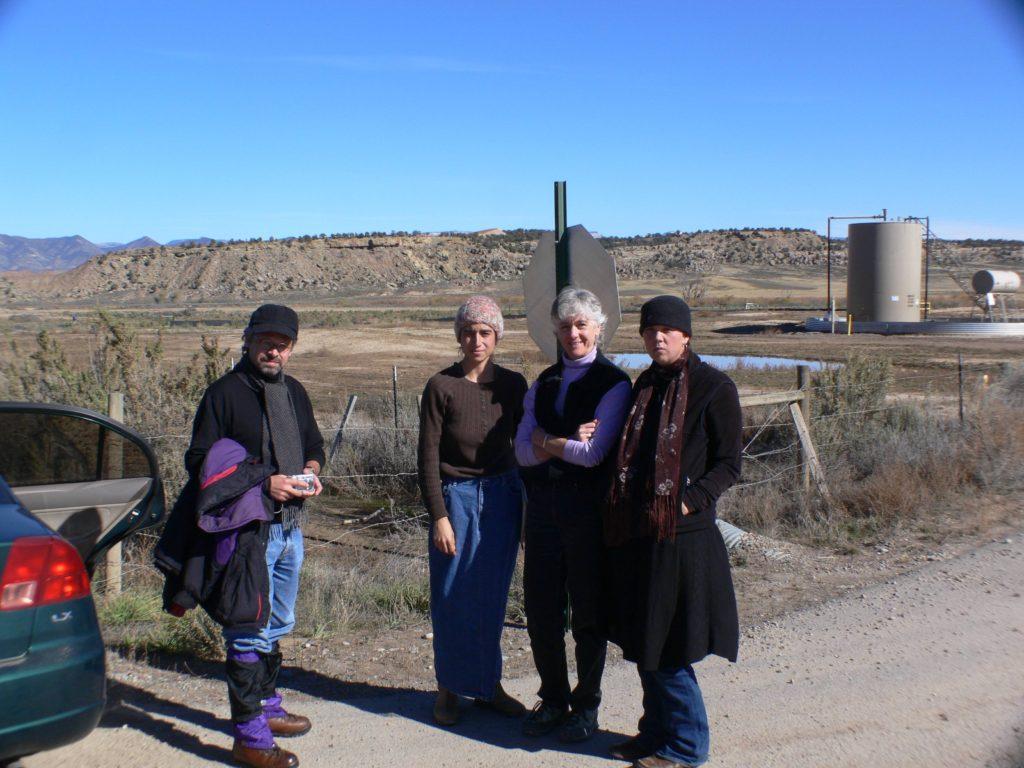David, Maya, Peggy, MacKenzie